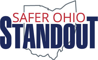 Safer Ohio Standout Logo